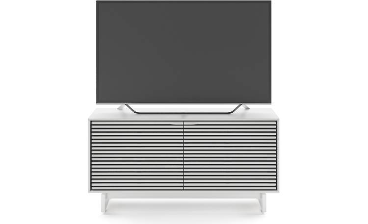 BDI Align 7478 Media Cabinet Front (TV not included)