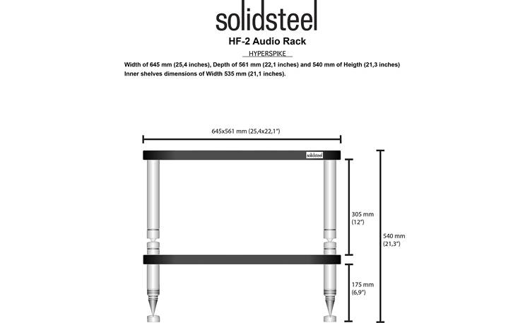 Solidsteel HF-2 Elite Other