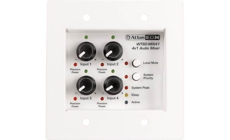 AtlasIED WTSD-MIX41K Front