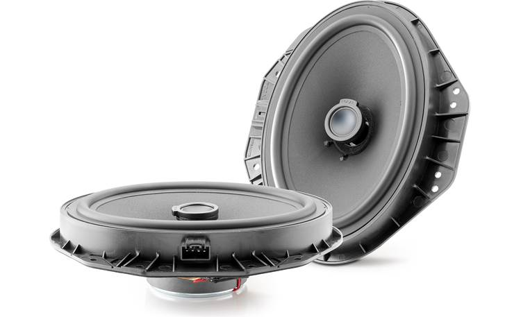 Focal Inside IC FORD 690 Focal Inside speakers are designed for the easiest possible installation