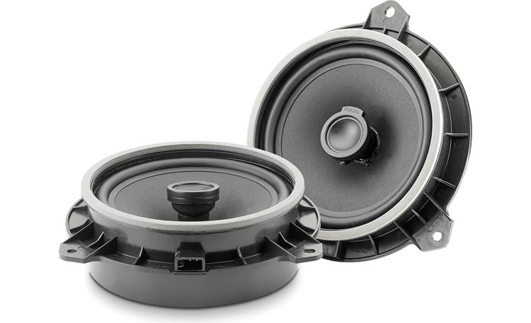 Focal Inside IC TOY 165 Focal designed these speakers for an easy installation in your Toyota, Lexus, or Subaru