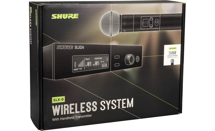Shure SLXD24/SM58-G58 Other