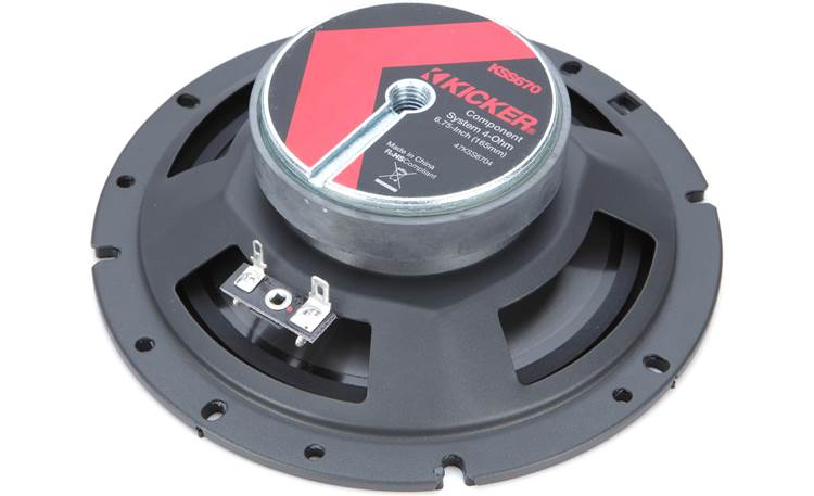 Kicker 47KSS6704 Back