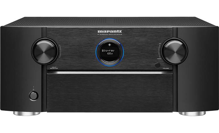 Marantz SR7015 (2020 model) Shown with front panel closed
