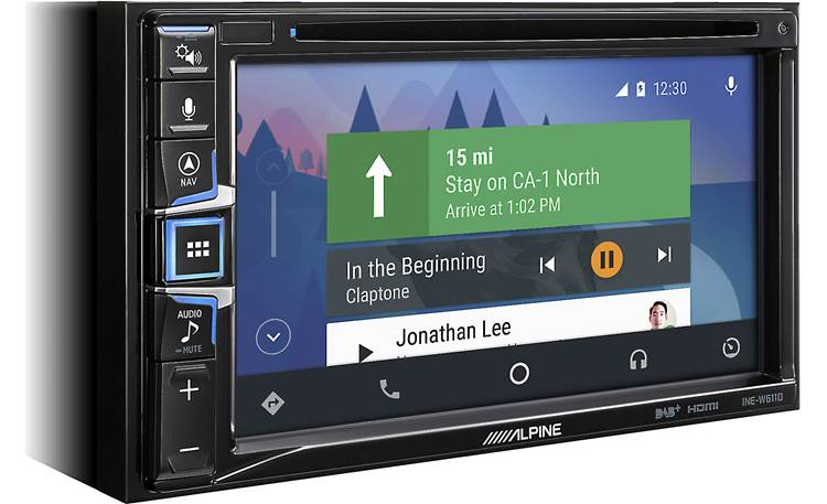 Alpine INE-W970HD Other