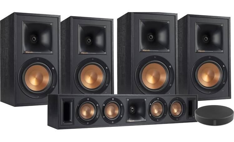 Klipsch Reference Wireless 5.0 Sound System Front