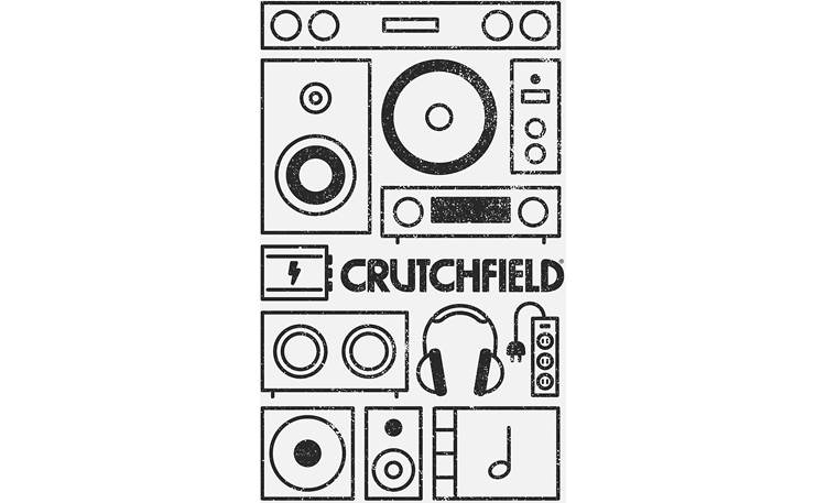 White Crutchfield A/V Stack Shirt Other