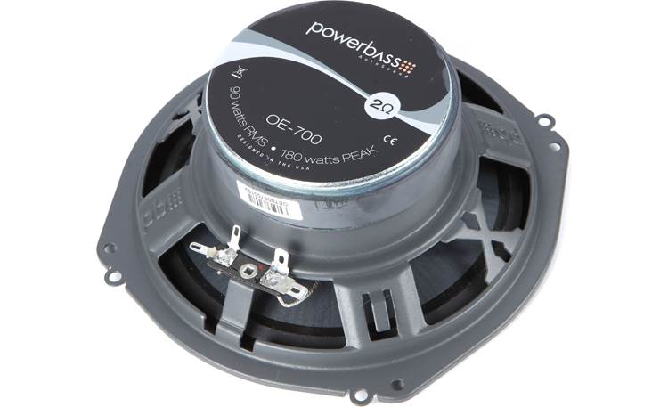 PowerBass OE-700 Back