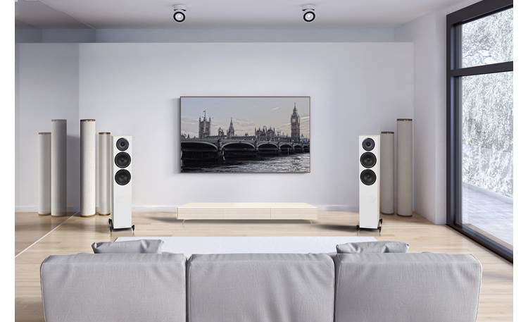 Wharfedale Diamond 12.4 Great for large rooms