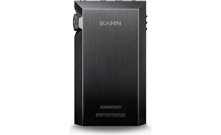 Astell&Kern KANN Alpha Back