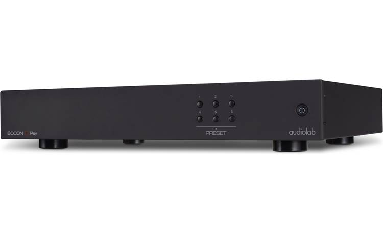 Audiolab 6000N Play Front