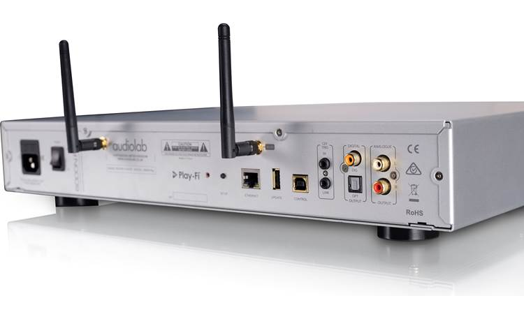 Audiolab 6000N Play Back