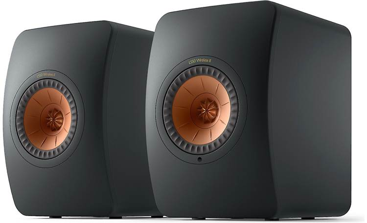 KEF LS50 Wireless II Front