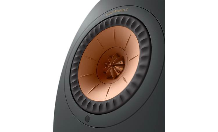 KEF LS50 Wireless II Uni-Q Driver Array technology makes your entire room sound like the