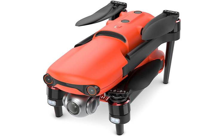 Autel Robotics EVO II Folds up for easy transport