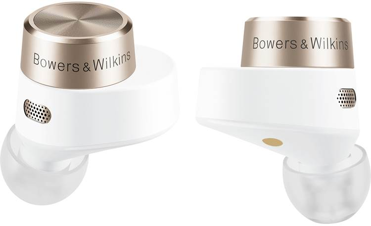 Bowers & Wilkins PI7 Includes three sizes of ear tips for snug, secure fit
