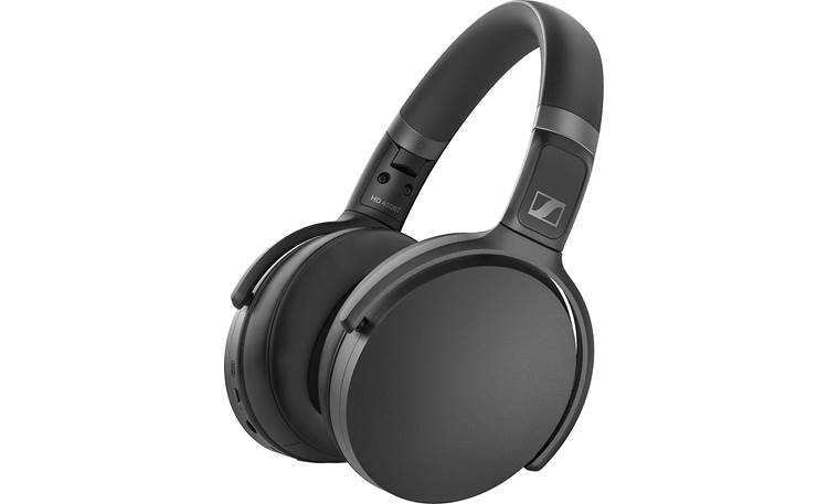 Sennheiser HD 450BT Wireless headphones with Bluetooth 5.0 and active noise cancellation