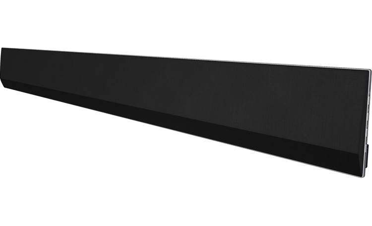 LG GX Angled view of sound bar (right)