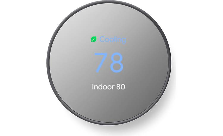 Google Nest Thermostat Front
