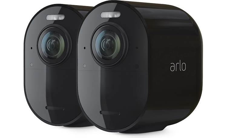 Arlo Ultra 2 Two-Camera System Front