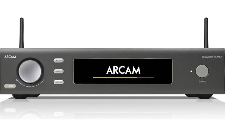 Arcam ST60 Shown with included Wi-Fi antennas