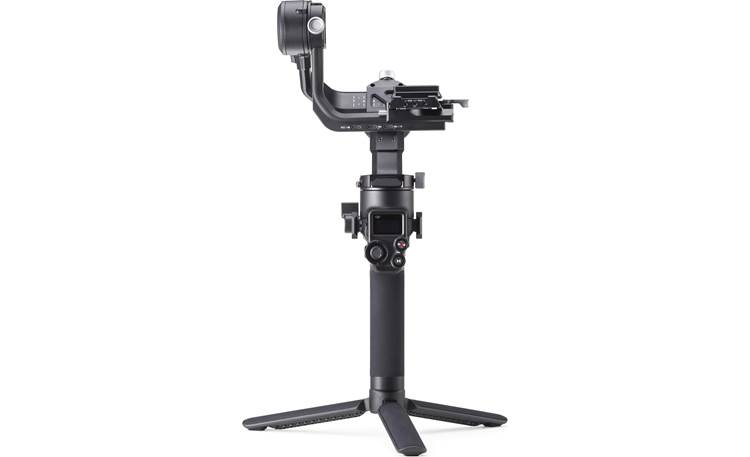 DJI Ronin RSC 2 Shown with foldable legs extended
