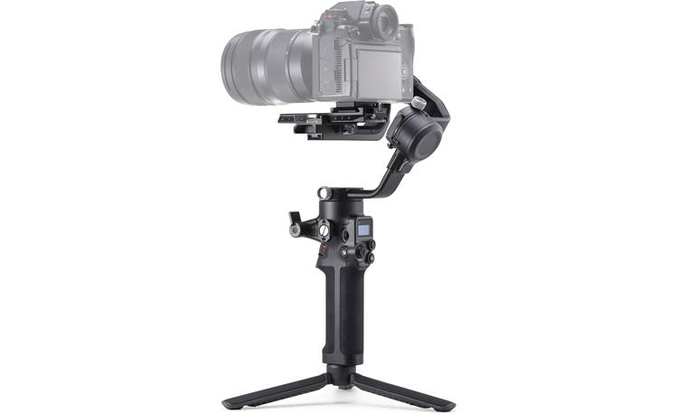 DJI Ronin RSC 2 Mount a compatible camera and get smooth video footage on the go (camera not included)