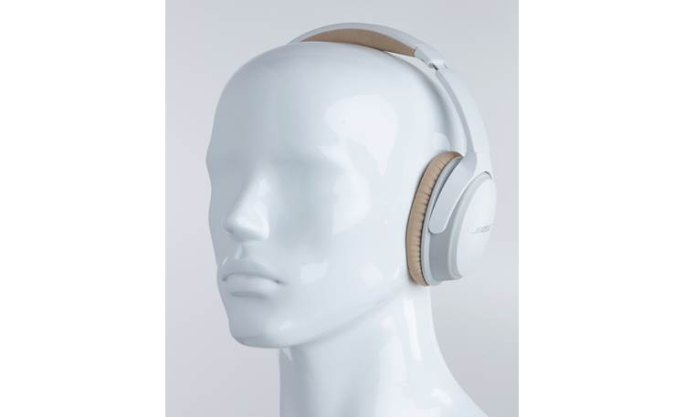 Bose® SoundLink® around-ear wireless headphones II Mannequin shown for fit and scale