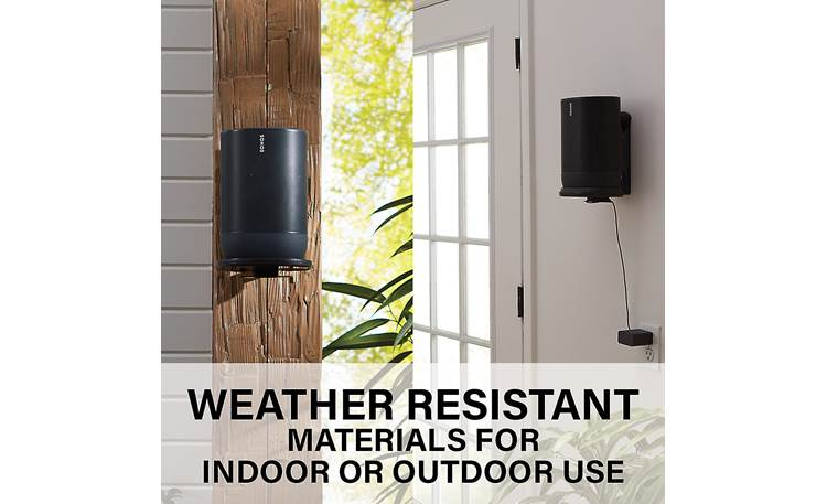 Sanus WSSMM1 Mount indoors or outside