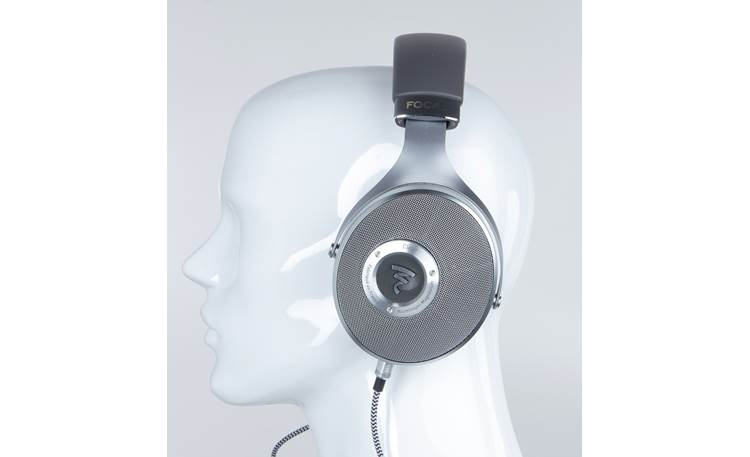Focal Clear Mannequin shown for fit and scale