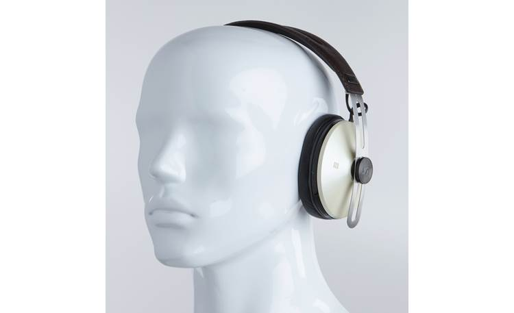 Sennheiser Momentum 3 Wireless Mannequin shown for fit and scale