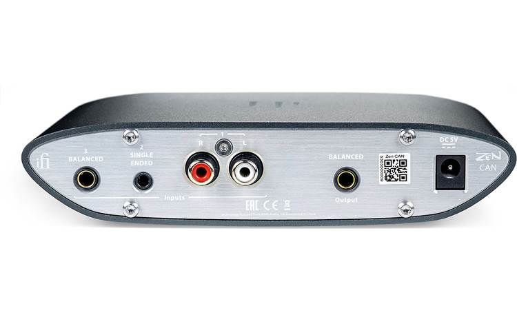 iFi Audio ZEN CAN (Standard Edition) Back