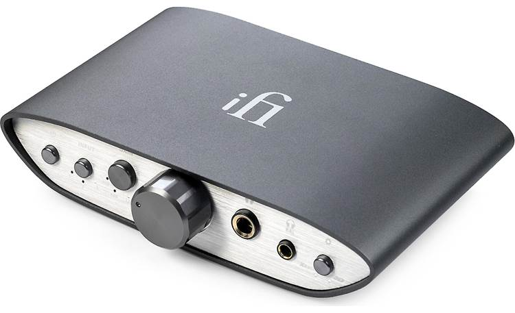 iFi Audio ZEN CAN (Standard Edition) Compact headphone amp delivers up to 1,600mW of output power