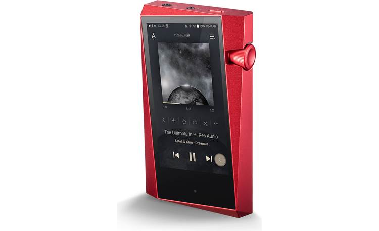 Astell&Kern A&norma SR25 Angled view