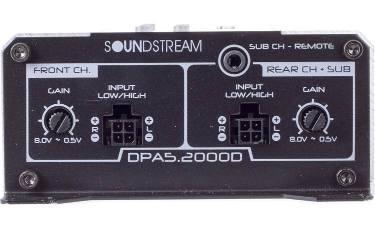 Soundstream Reserve DPA5.2000D Other