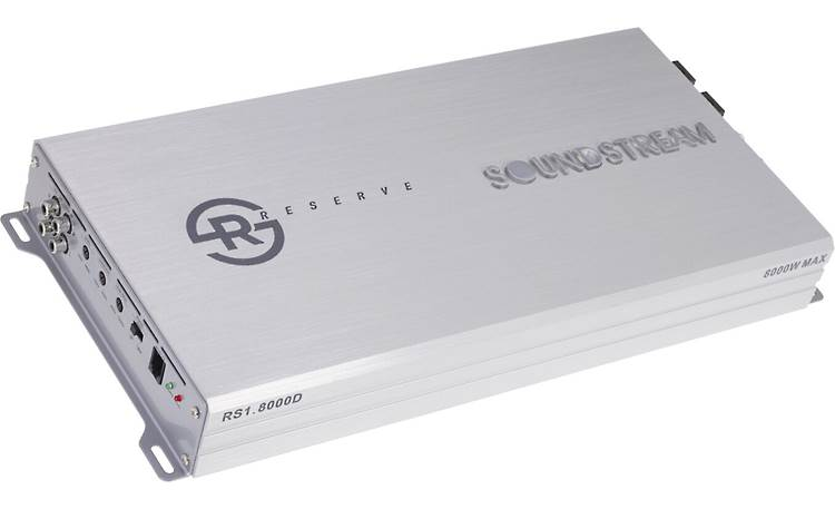 Soundstream Reserve RS1.8000D Other