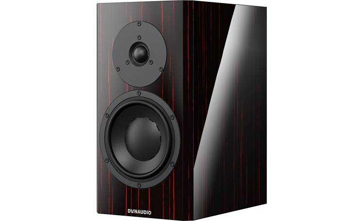Dynaudio Special Forty Each speaker sports a beautiful real-wood veneer finish