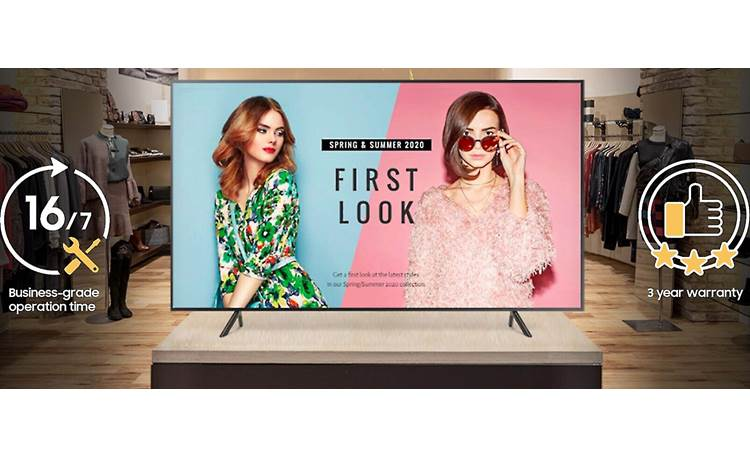 Samsung BE55T-H Pro TV Other