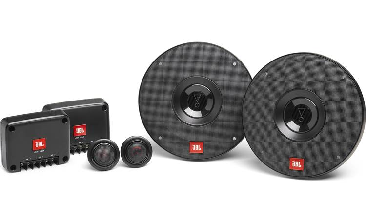 JBL Club 602C Enjoy JBL's signature sound with this Club Series component system