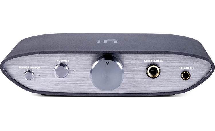 iFi Audio ZEN DAC One balanced 4.4mm headphone output and one unbalanced 1/4