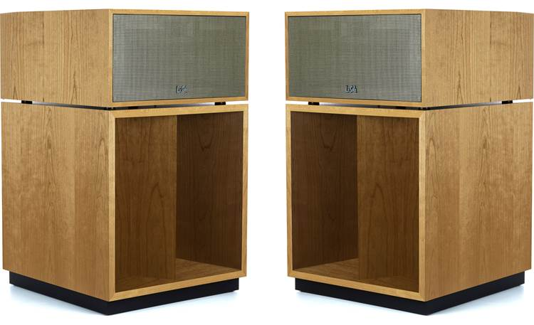 Klipsch Heritage La Scala AL5 Shown with grilles on