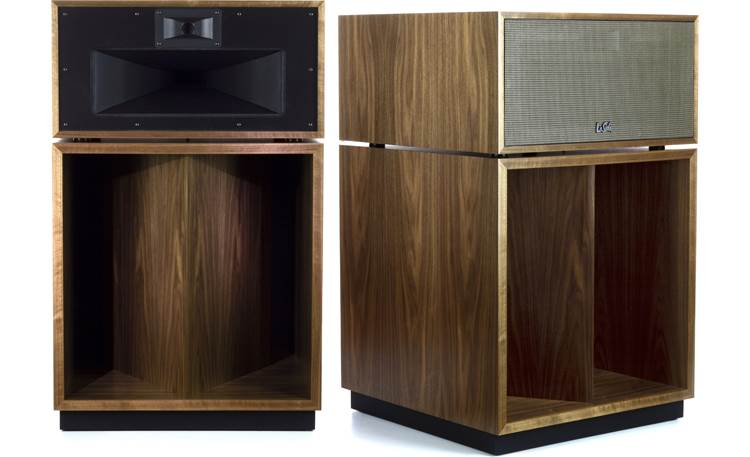 Klipsch Heritage La Scala AL5 Shown with one grille removed