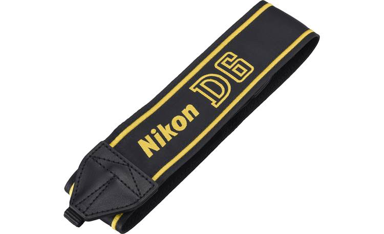 Nikon D6 (no lens included) Included neck strap