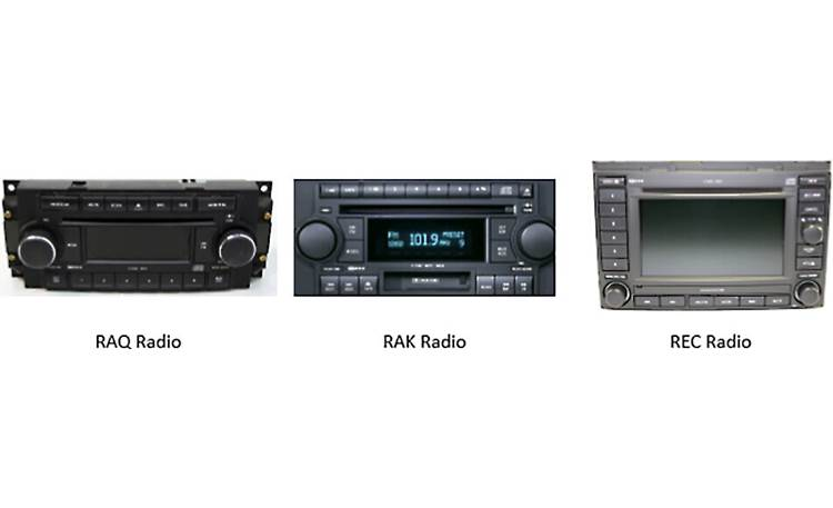 Crux BTCR-35X Bluetooth® Interface compatible RAQ, RAK, and REC model radios