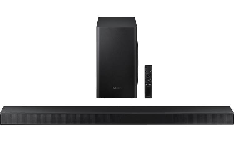 Samsung HW-T650 Dedicated center channel for clearer dialogue