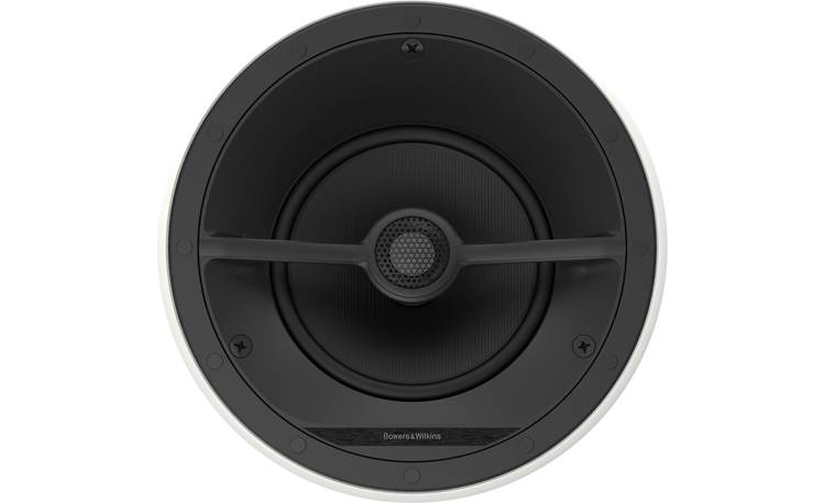 Bowers & Wilkins Reference Series CCM7.5 S2 Direct view with magnetic grille removed