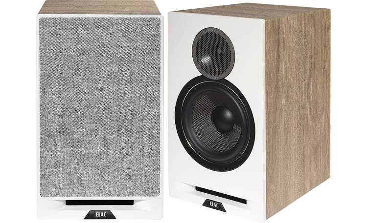 ELAC Debut Reference DBR62 Shown with one grille removed