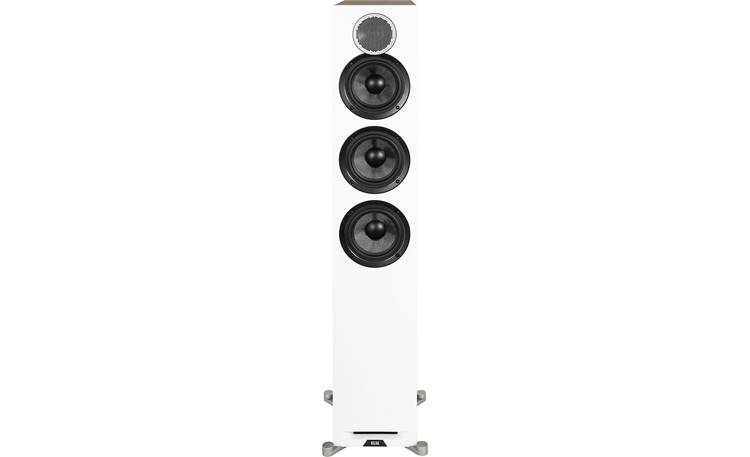 ELAC Debut Reference DFR52 Direct view with grille removed