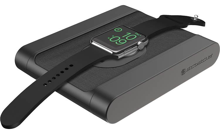 Scosche BaseLynx™ Apple Watch® Charging Station (Apple Watch not included)