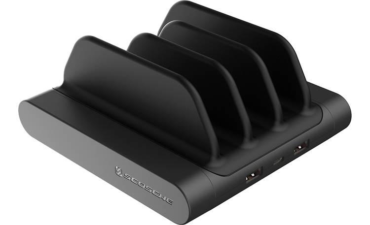 Scosche BaseLynx™ Multi-device Charging Station Other